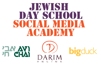 Beyond Tactics: Taking on Social Media Strategy and Networked Culture in the Jewish Day School Social Media Academy