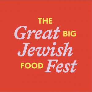 Great Big Jewish Food Fest logo