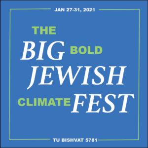 Jewish Climate Fest logo
